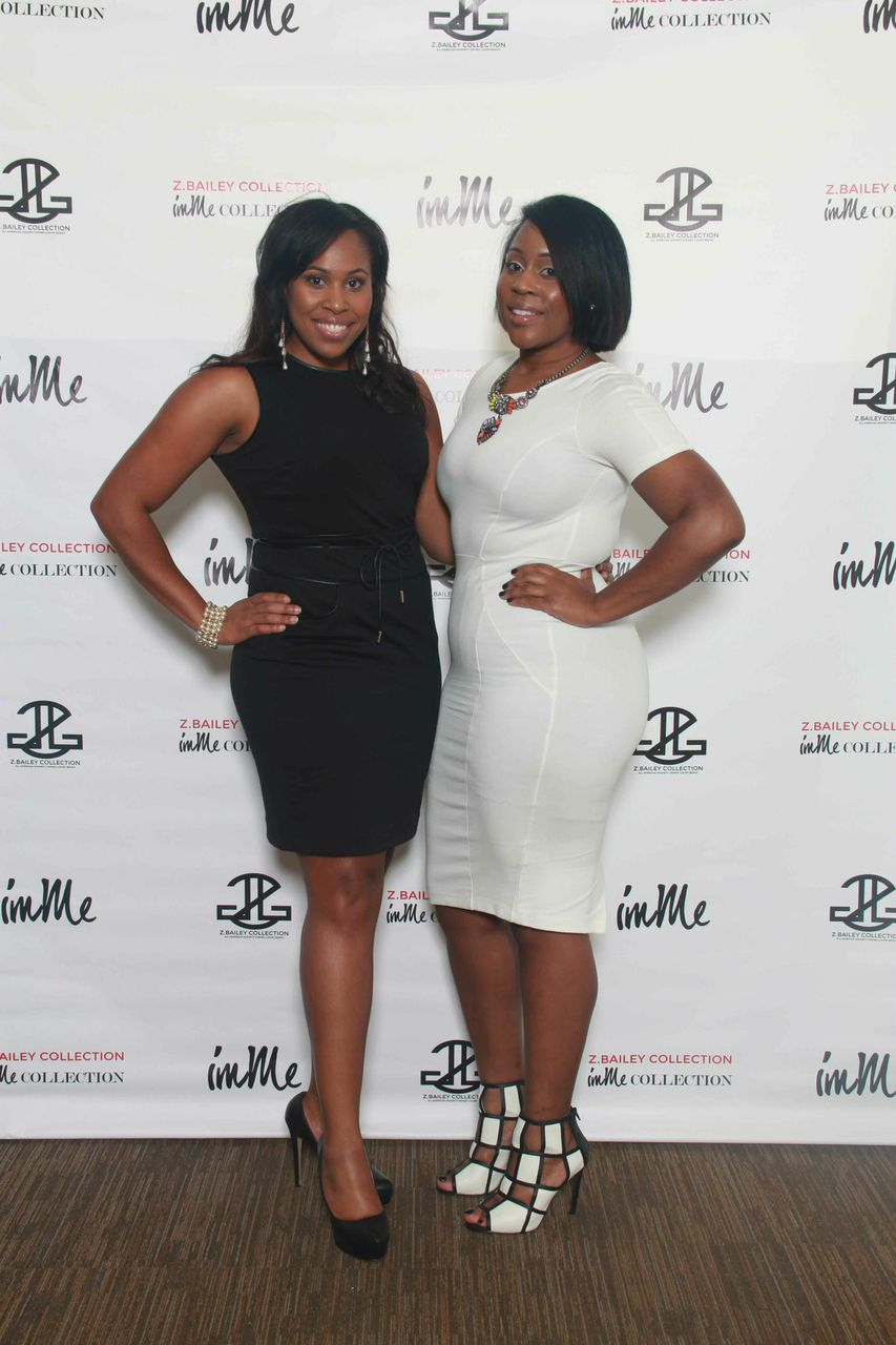 These beautiful ladies helped put this event together. They are publicist and owners of www.thebfirm.com IG: @thebfirm