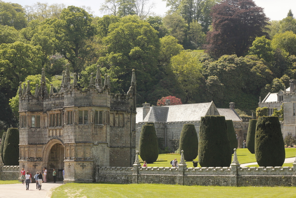 Lanhydrock Gate House