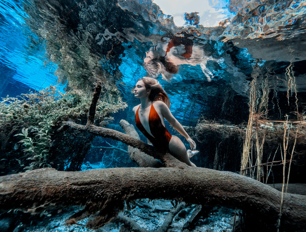 Florida springs -