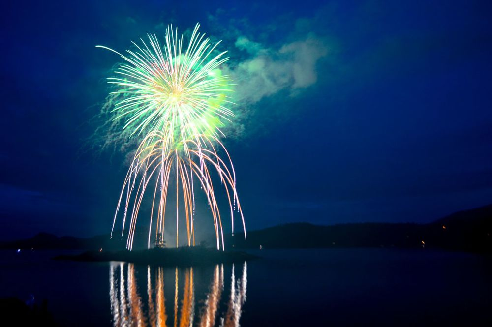 4th of July on Orcas Island - San Juan Islands