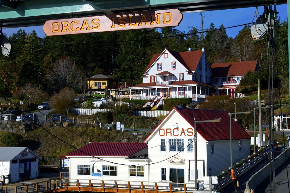 Orcas Landing - Ferry