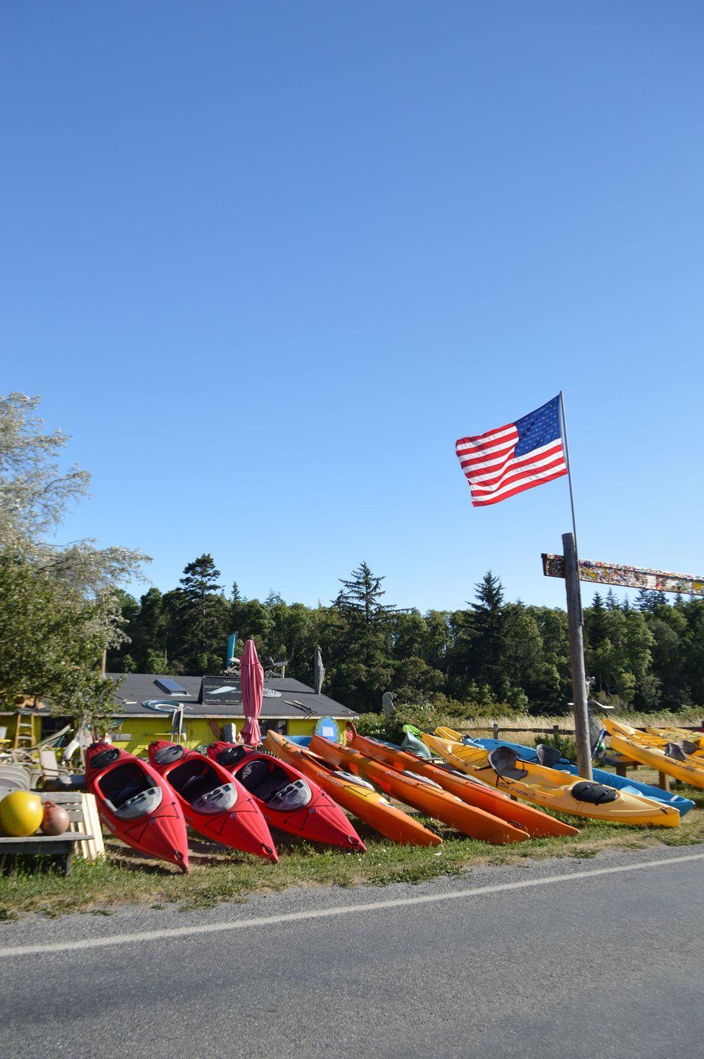Crescent Beach Kayak Rental