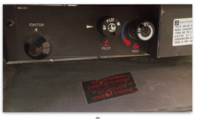 Image 2 (Gas control knob)