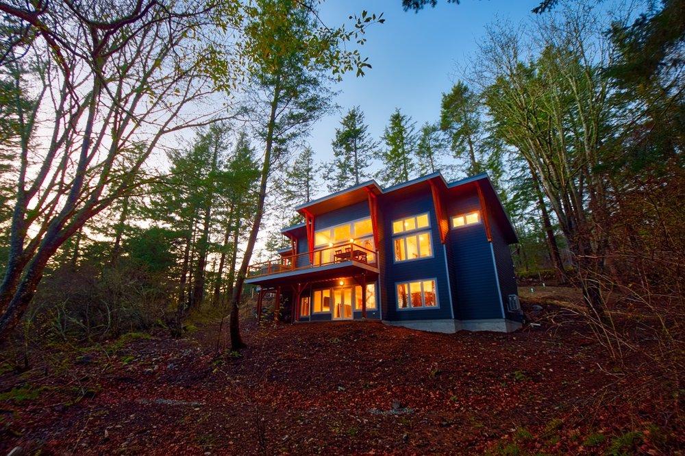 Northwest Modern Designed home