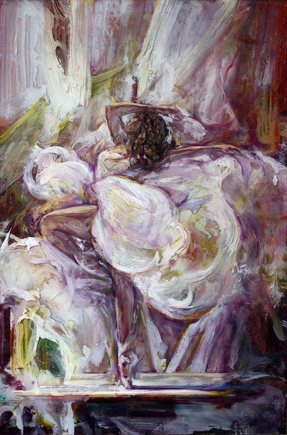 Ballet in Rose