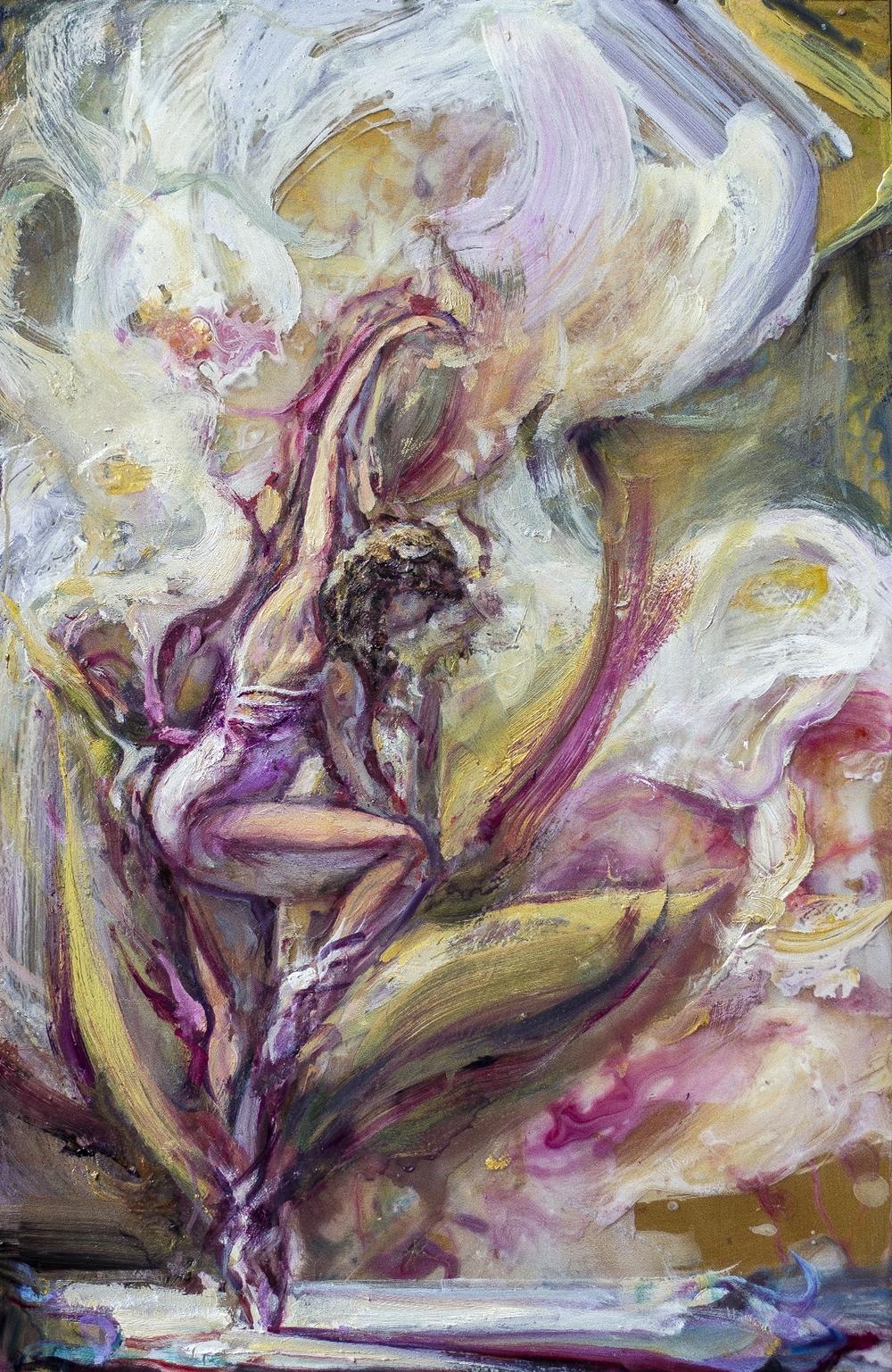 Ballet en Fleur
