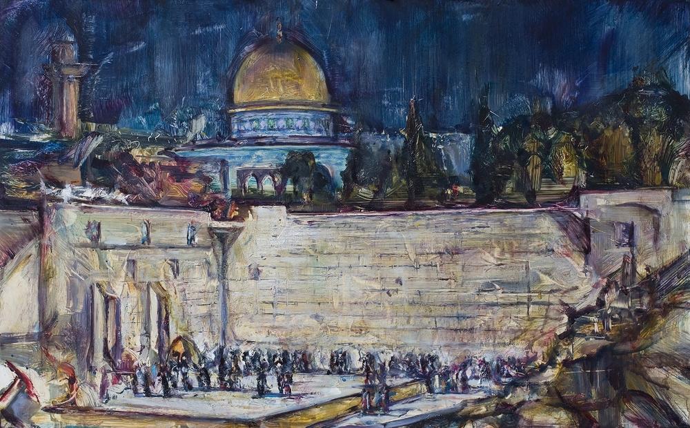 Jerusalem - Under the Heavens