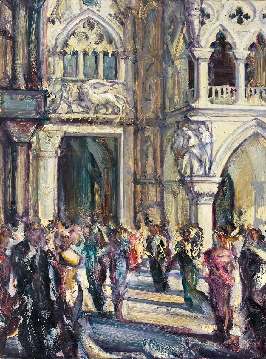 Venice - Palazzo-Ducale