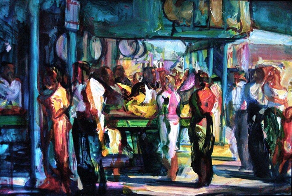 Market of Sunlight