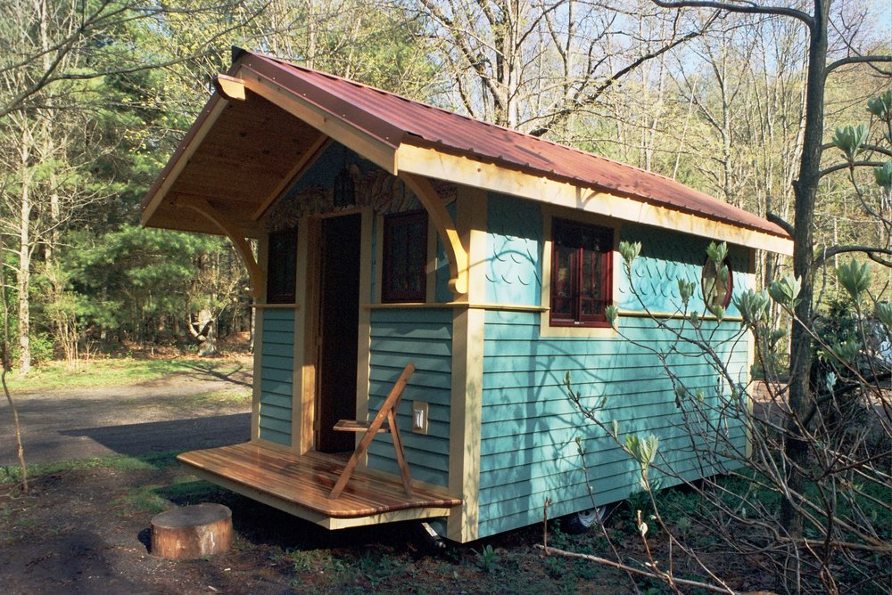 Tim's Tiny House