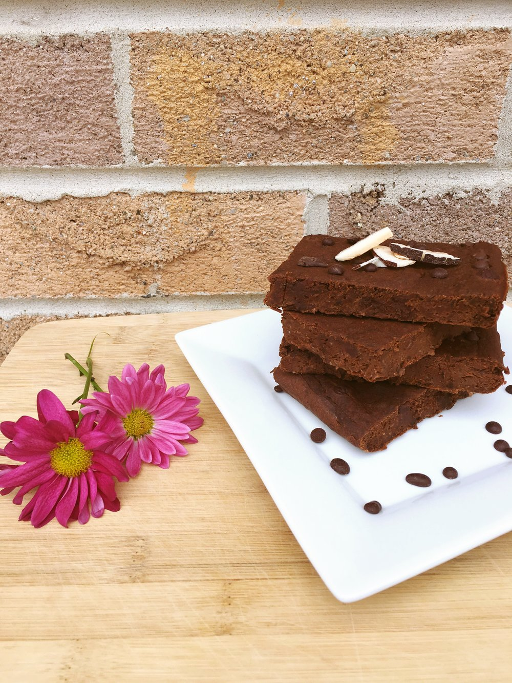 BLACK BEAN CHOCO - BROWNIE RECIPE -