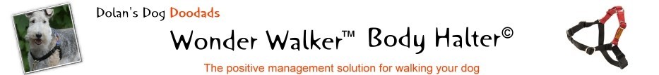 Wonder Walker™ Body Halter©