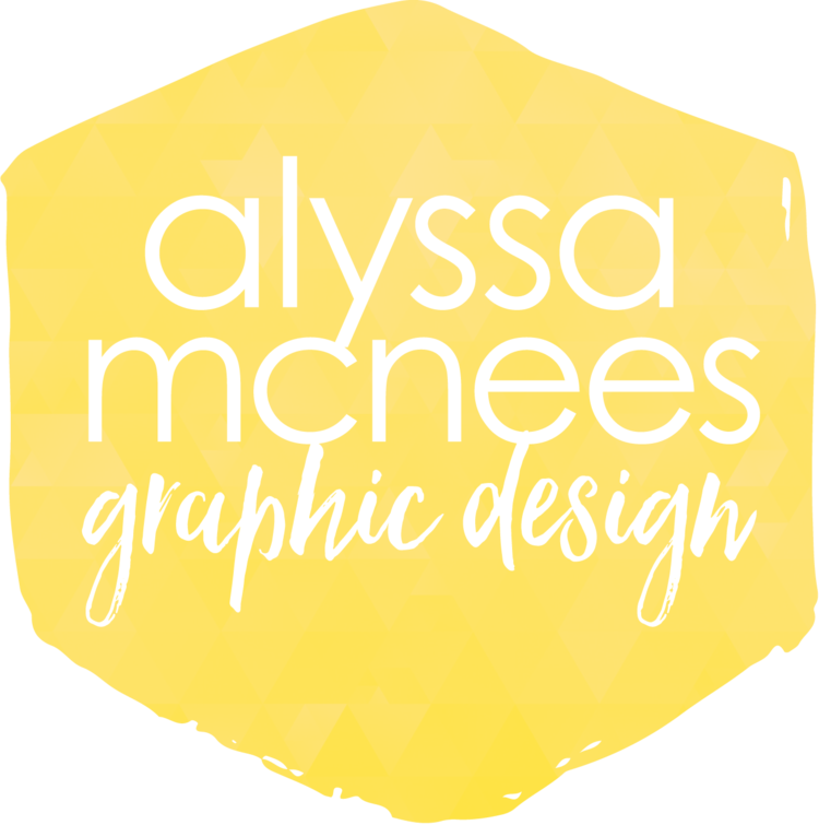 Alyssa McNees Graphic Design