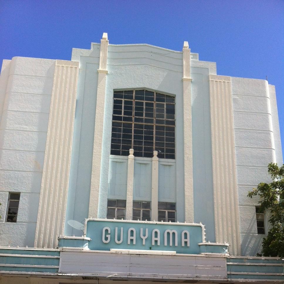 El Teatro Guayama es una joya arquitectónica al estilo art deco, por dentro y por fuera. Foto: Bruny Nieves