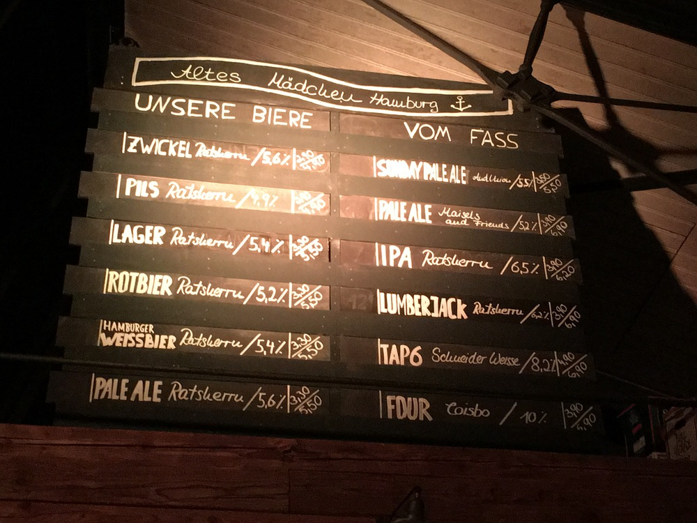 Uno piensa en Alemania y piensa en cervezas. Además de ser un lugar donde se elabora una extensa variedad, durante en el siglo trece introdujeron grandes innovaciones, como fue el usar lúpulos. Foto: Bruny Nieves.