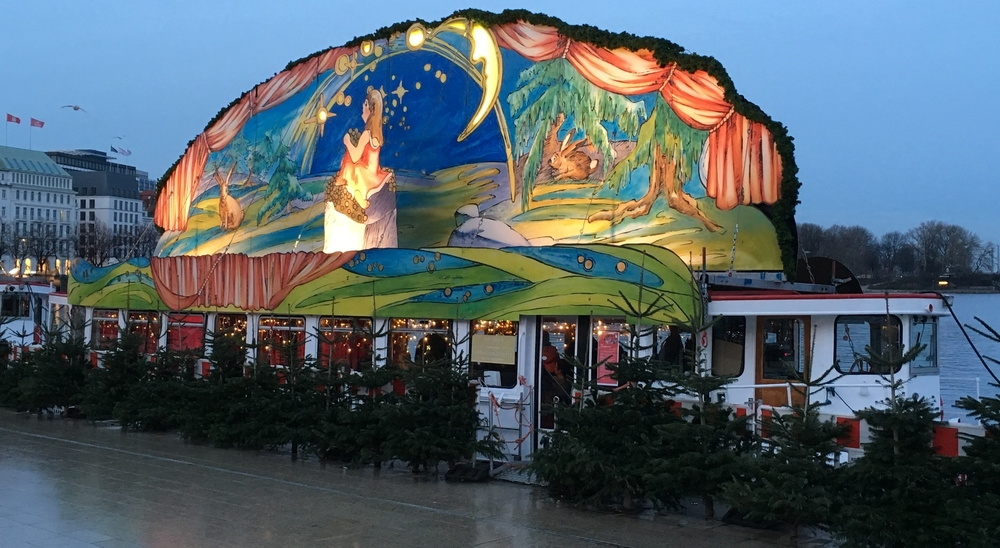Por casi treinta años los Barcos de Ensueño han formado parte de la tradición navideña de la ciudad. Foto: Bruny Nieves