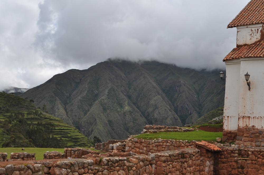 Para los incas, Chinchero era cuna del arcoiris. Foto: Pamy Rojas