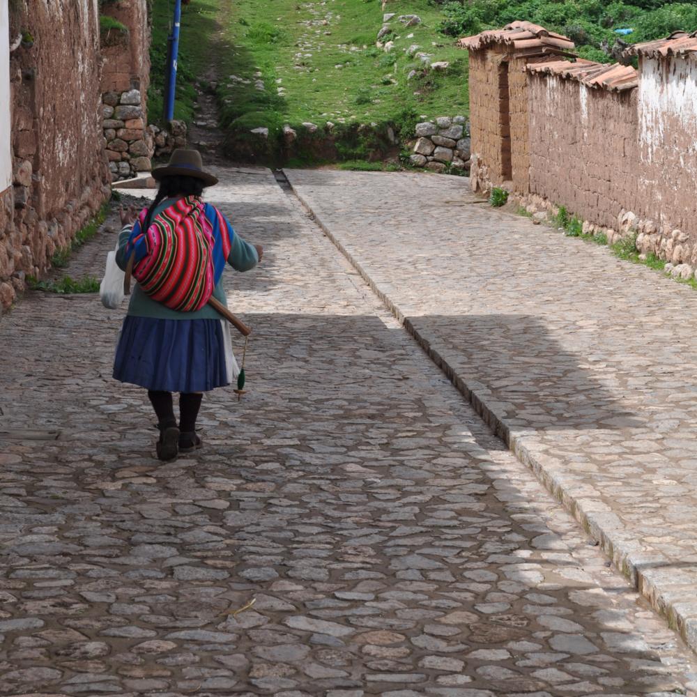 Este lugar ofrece un maravilloso ejemplo de la vida tradicional andina. Foto: Pamy Rojas