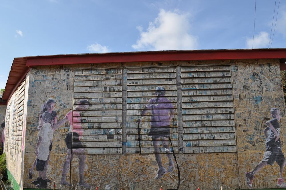 Además de sus playas, las obras del festival de arte Culebra es ley son parte de los puntos que se deben visitar en la isla. Foto: Pamy Rojas