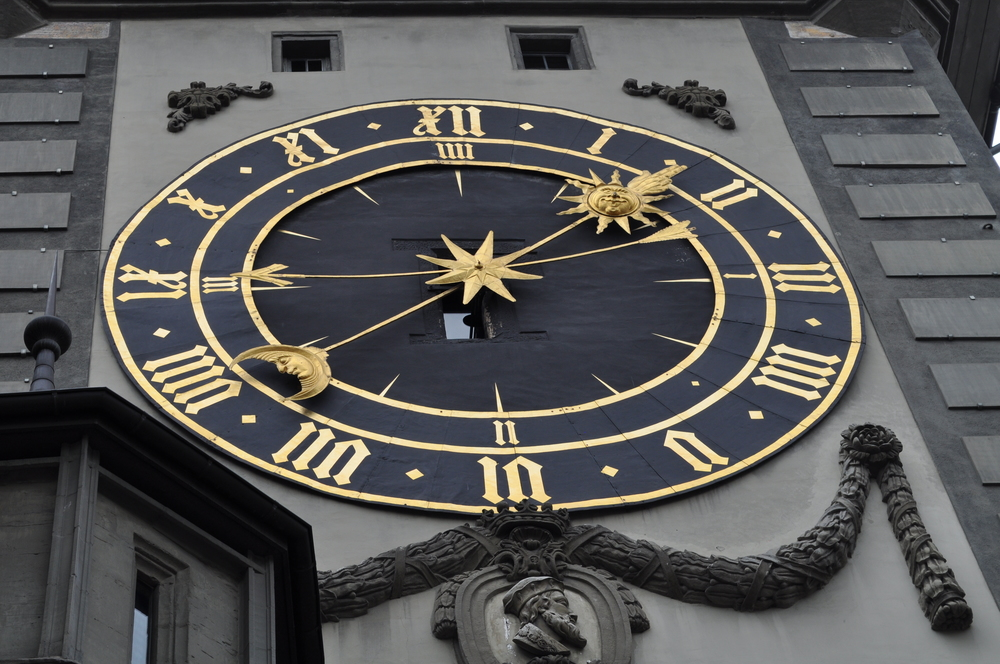 The Clock Tower is one of the most known monuments of Bern. Photo: Pamy Rojas