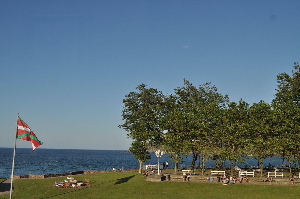 El restaurante tiene vista hacia la bahía de Vizcaya. Foto: Pamy Rojas