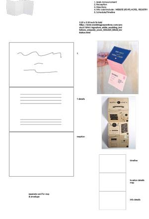 Folding single sheet