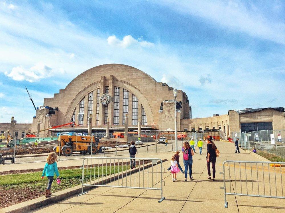 Union Terminal, Cincinnati, Samantha Nelson Photography