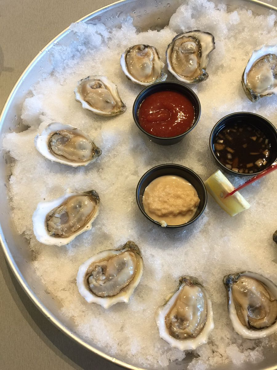 Murder Point Oysters, Fisher's Orange Beach