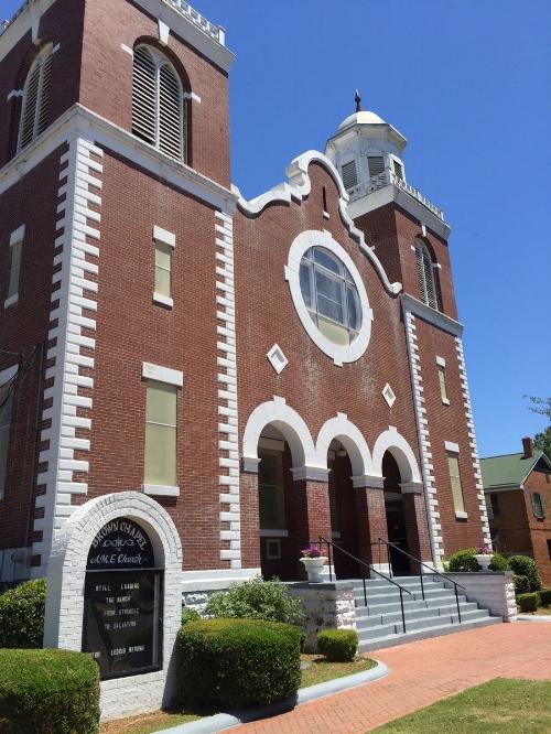 Historic Brown AME Church