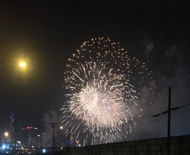 Nashville, 4th of July