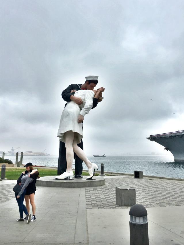 Iconic statue. Photo:  Jamie Dorobek