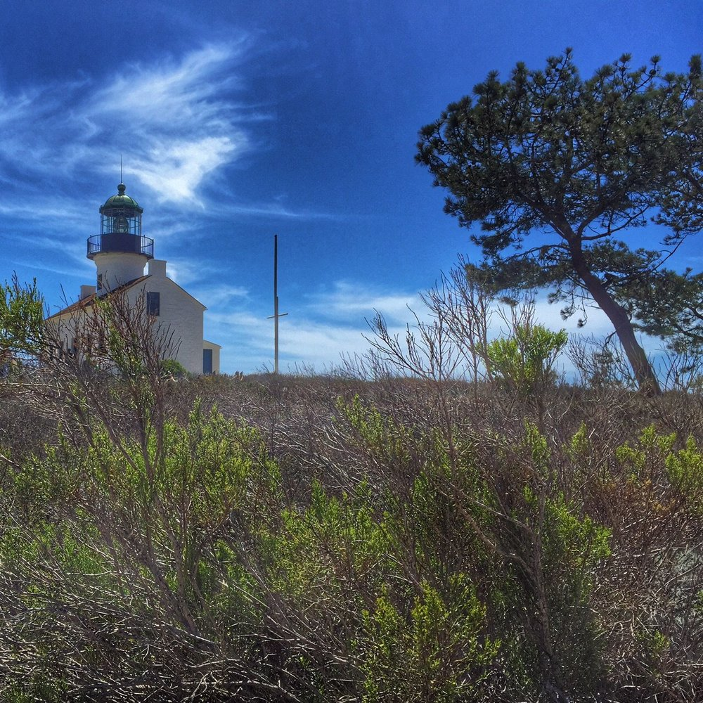 Pt Loma Lighthouse, Photo courtesy, OC Mom Blog
