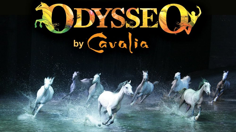 Odysseo by Cavalia in Nashville