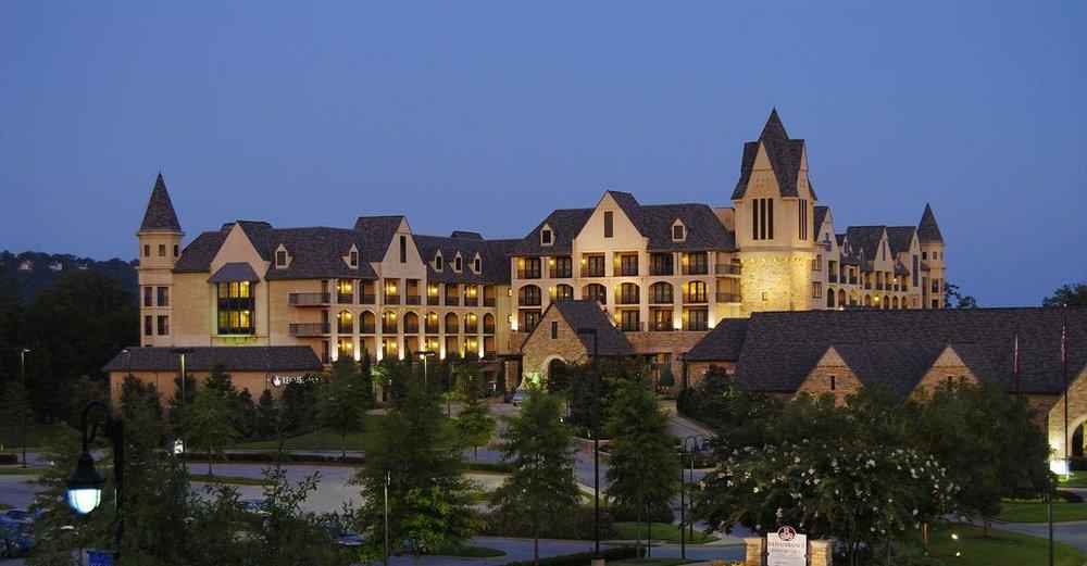 Photo cred: Ross Bridge  Marriott Hotel