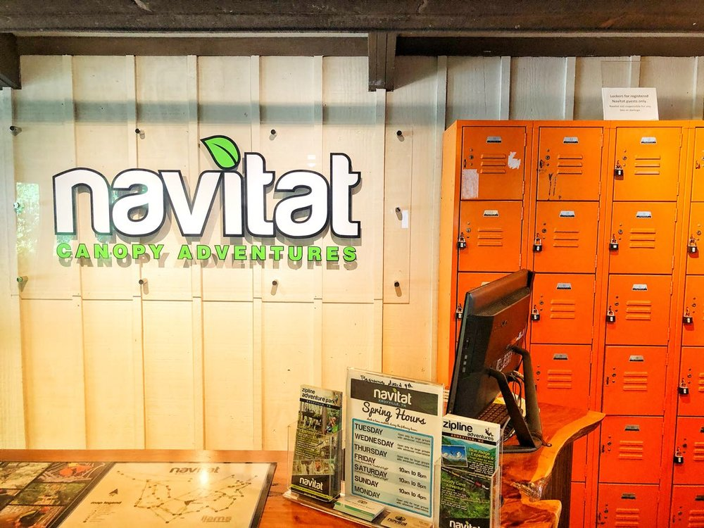 Navitat at Night, Things to do in Knoxville, TN via ThoseCrazyNelsons.com