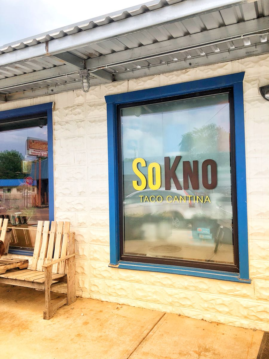 SoKno Taco Cantina, Things to do in Knoxville, TN via ThoseCrazyNelsons.com