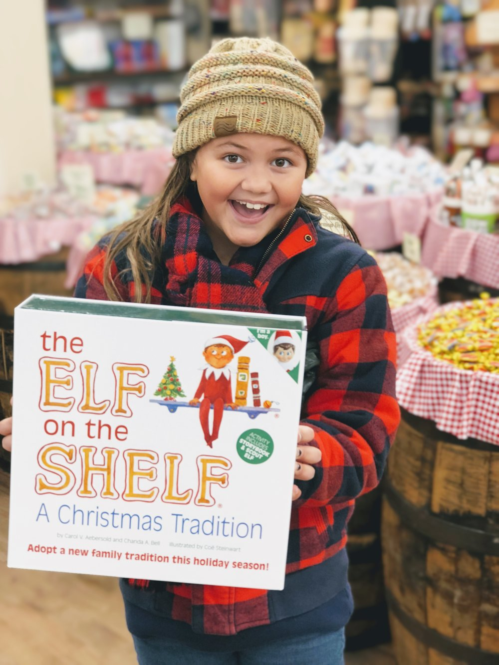 Things to do in Knoxville this Christmas, Mast General Store via  Samantha Nelson Photography