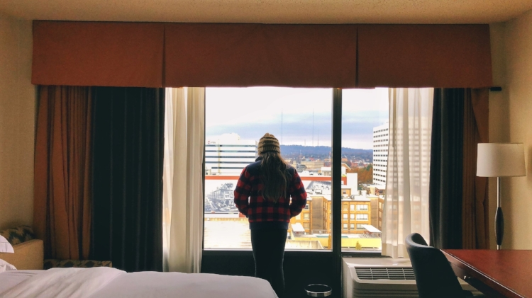 Things to do in Knoxville this Christmas, Hilton Downtown Knoxville via  Samantha Nelson Photography