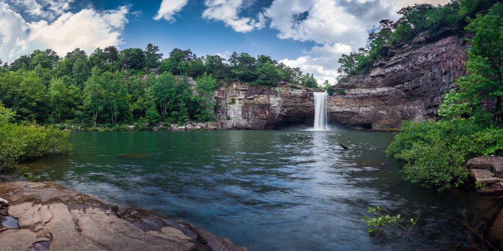De Soto Falls, Photo via  Trover