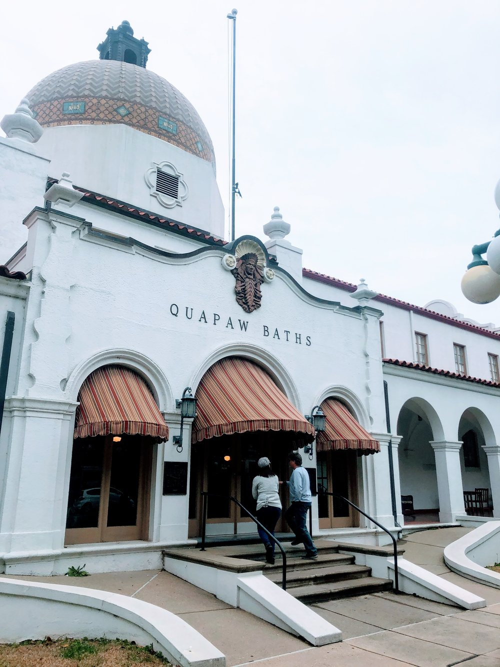 quapaw bathhouse