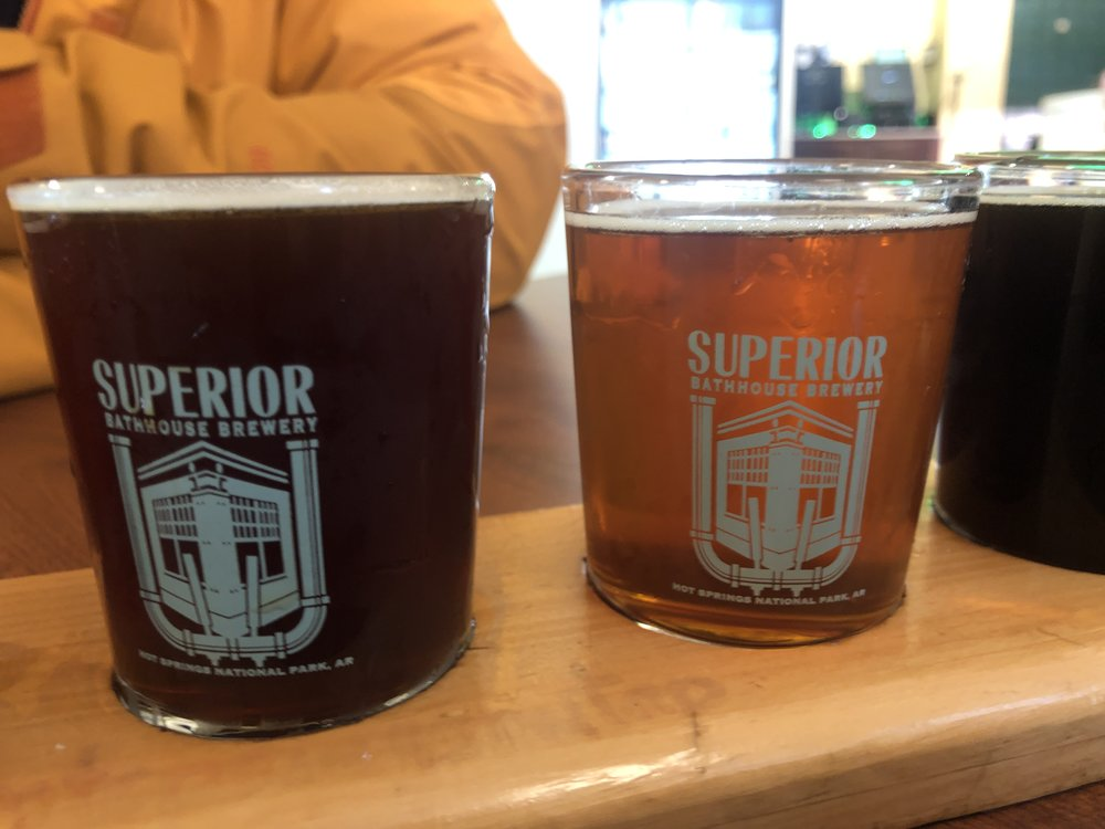 Superior Bathhouse Brewery, Things to do in Hot Springs, Arkansas via Weekend Trips from Nashville