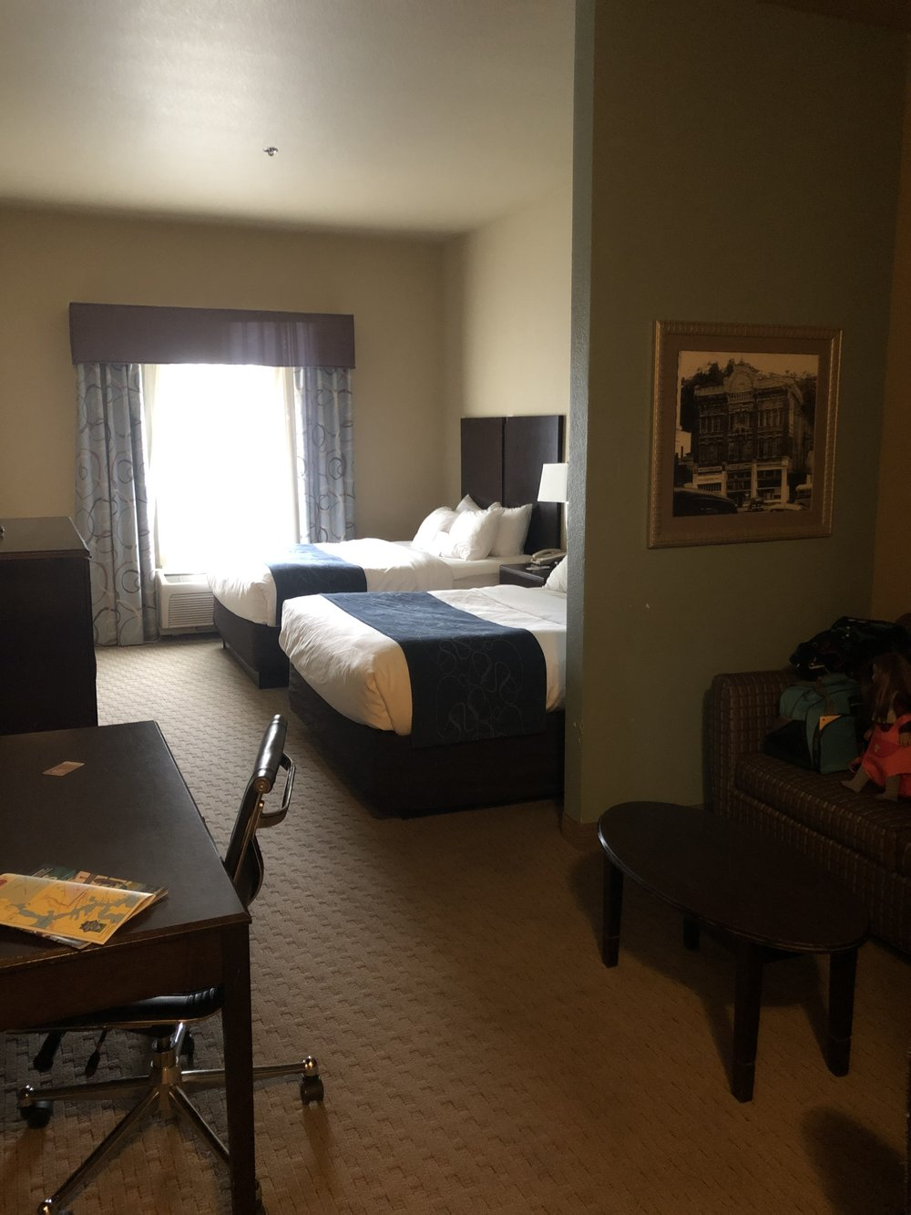 Comfort Suites, 320 Nash St, Hot Springs, Arkansas Hotels via Weekend Trips From Nashville