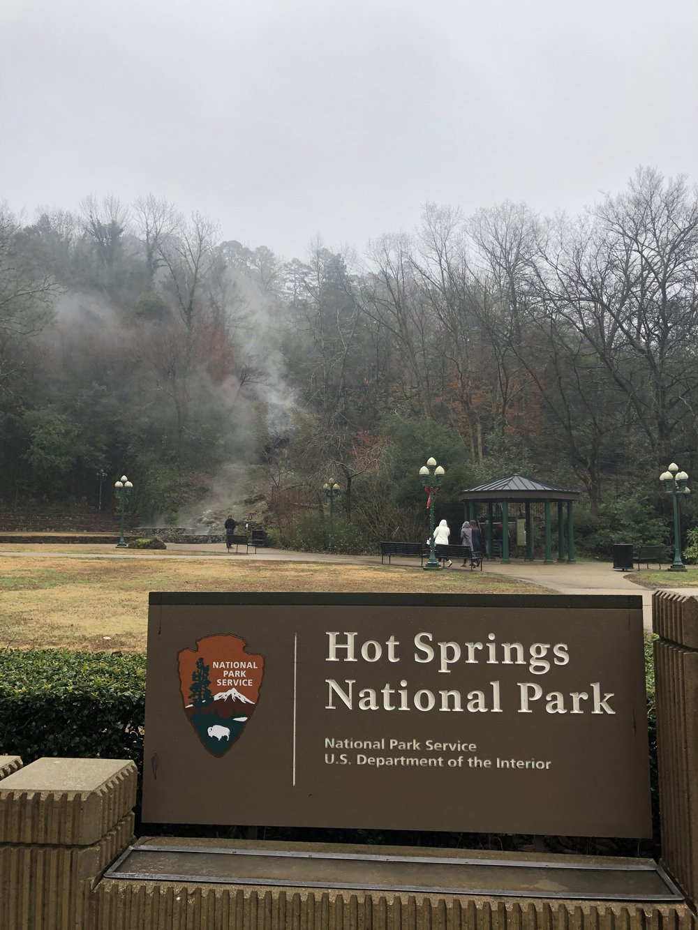 Hot Springs National Park, via Weekend Trips From Nashville