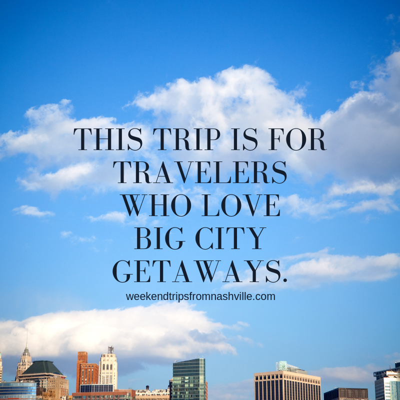 Check out another cool destination idea from  WeekendTripsFromNashville.com ! Read now or pin for later!