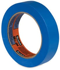 Travel toys for long road trips! Bet you never considered painters tape!