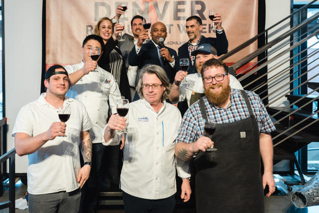 Denver Restaurant Week 2018 Launch Party   -