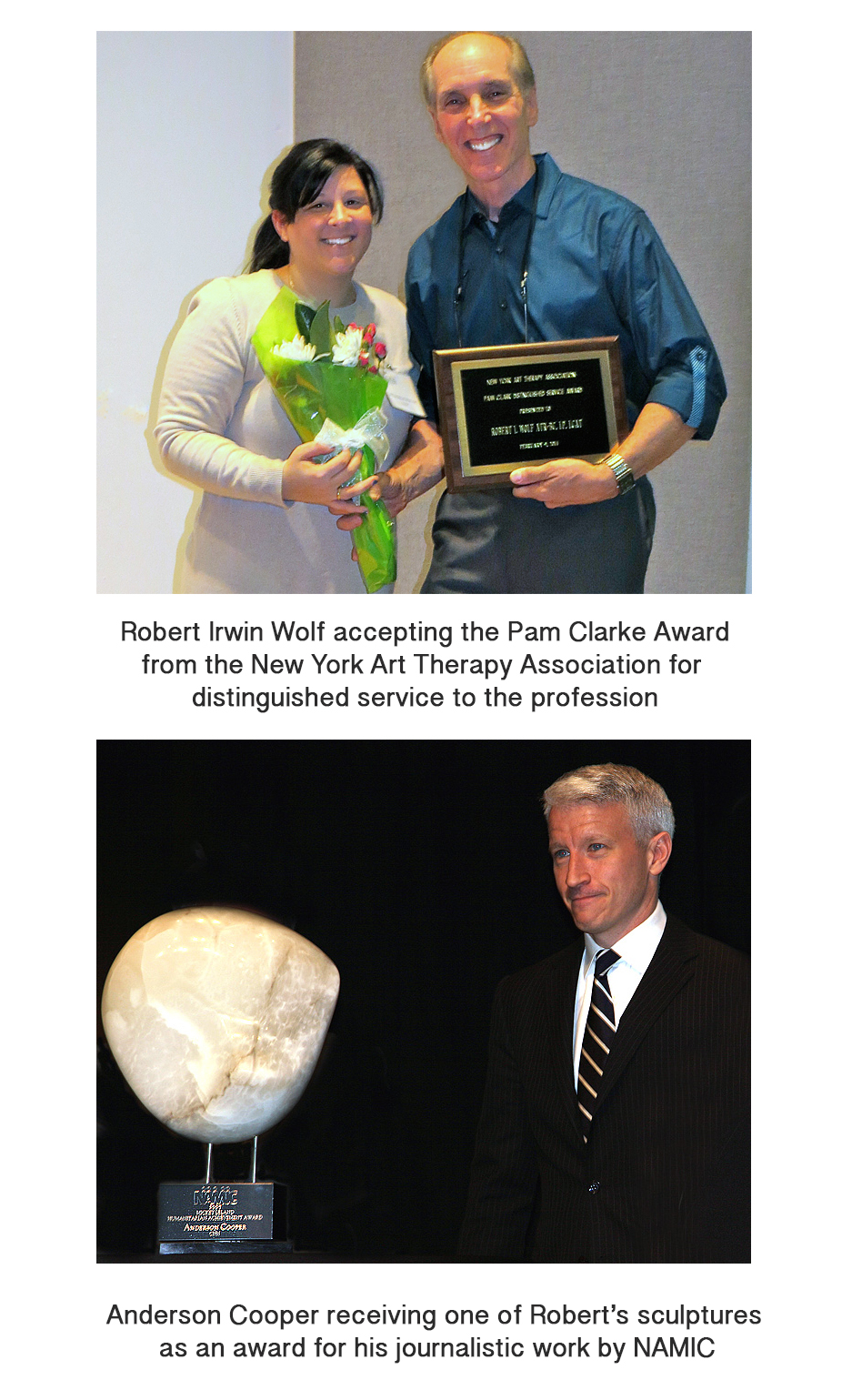 Robert Irwin Wolf, Art Therapy Professor