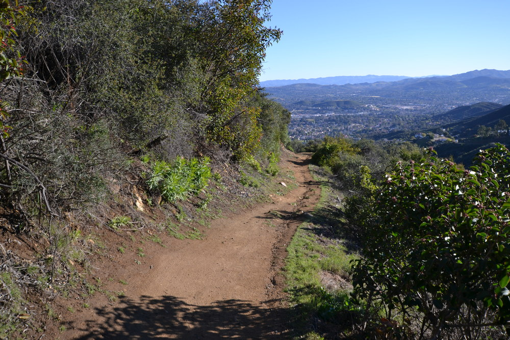 Rosewood Trailhead, Conejo Loop Trail, Thousand Oaks