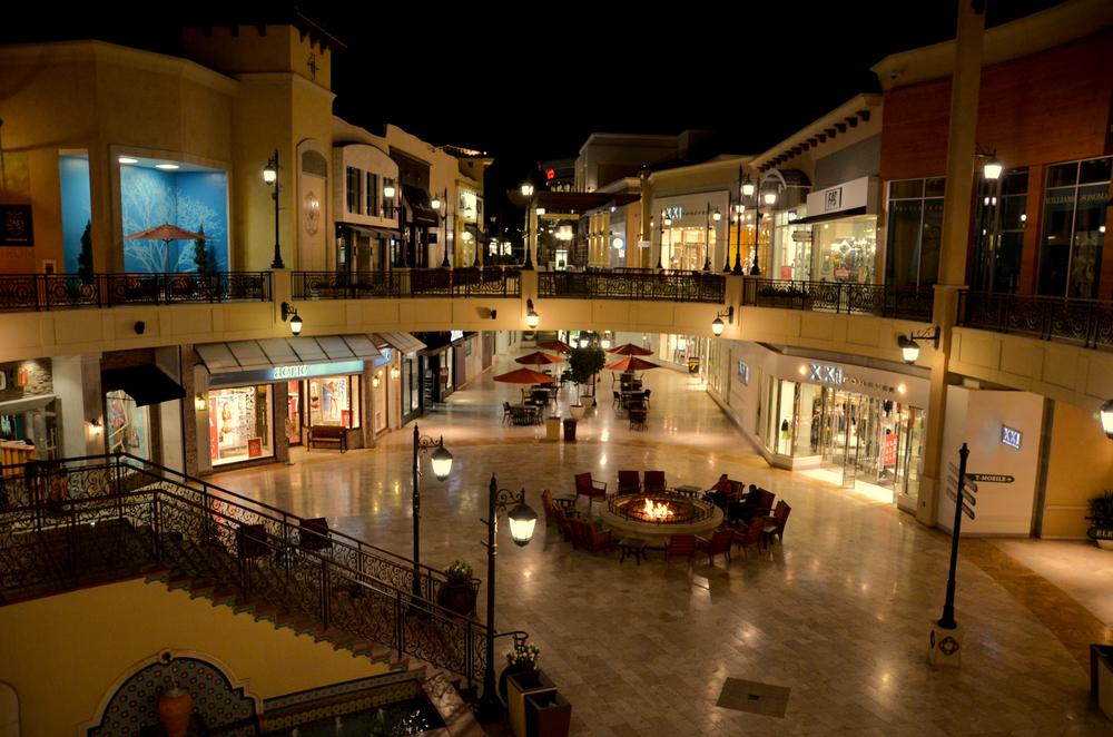 The Oaks Shopping Mall, Thousand Oaks