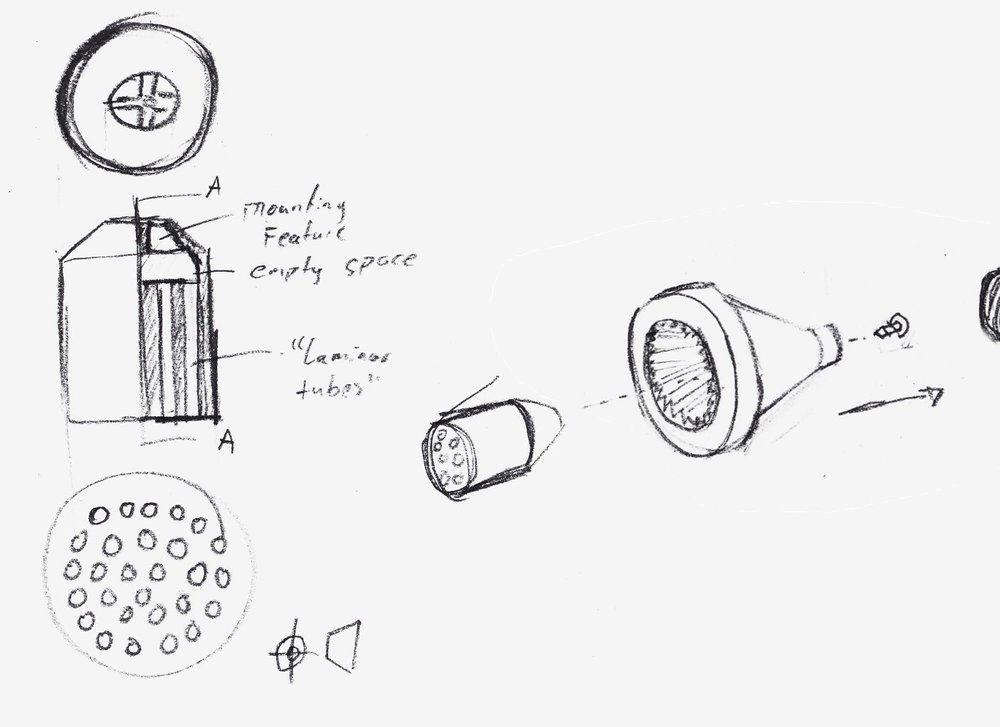 Designing A 3d Printed Shower Head